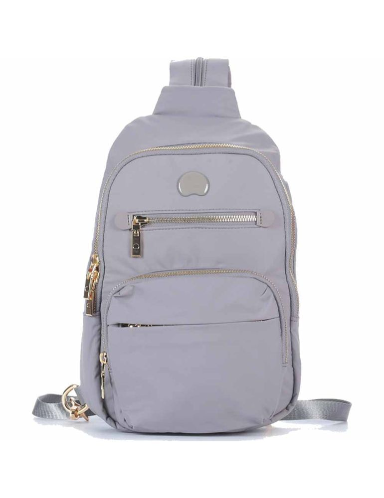 MINI BACKPACK ADORABLE GRIS