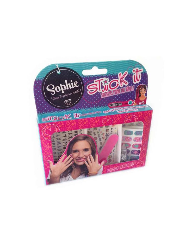 SOPHIE STICK IT(+4 años)